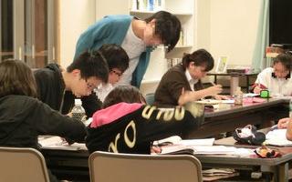 寄り添い型学習支援事業